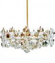 Bakalowits & Soehne Chandelier with huge Crystals