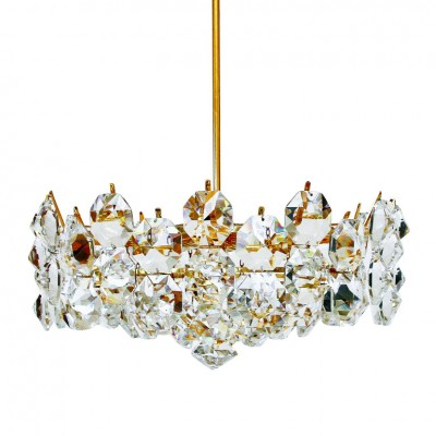 Bakalowits & Soehne Chandelier with huge Crystals