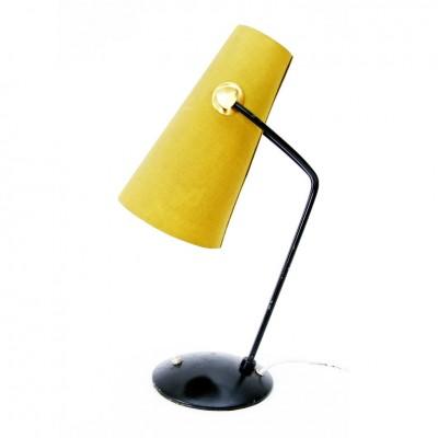 German Table Lamp 50s