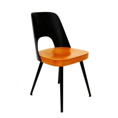 Oswald Haerdtl Thonet Chair Vienna black